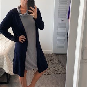 Gran Sasso sweater dress